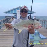Dan the MAN with a Jack Crevalle
