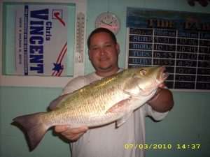 Nice size Mangrove Snapper pushing 5 to 6 lbs