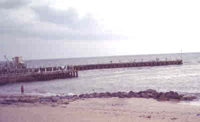 Boynton Inlet, Beaches, jetties and seawalls